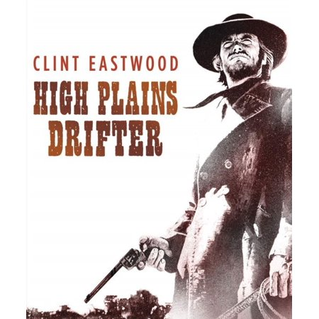 - High Plains Drifter (Blu-ray)