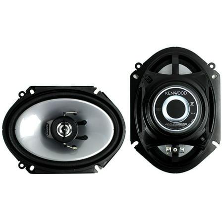 9 250 Watt Speaker - Kenwood KFC-C6865S 6x8