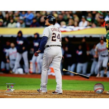 - Miguel Cabrera 2-run Home Run Game 5 of the 2013 American League Division Series Photo Print