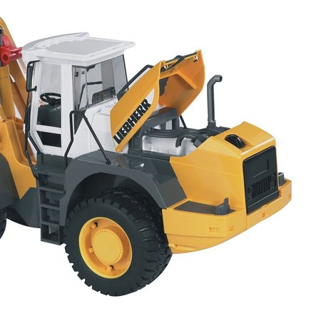 Bruder - 02430 | Construction: Liebher Articulated Road Loader L574 - image 3 of 5