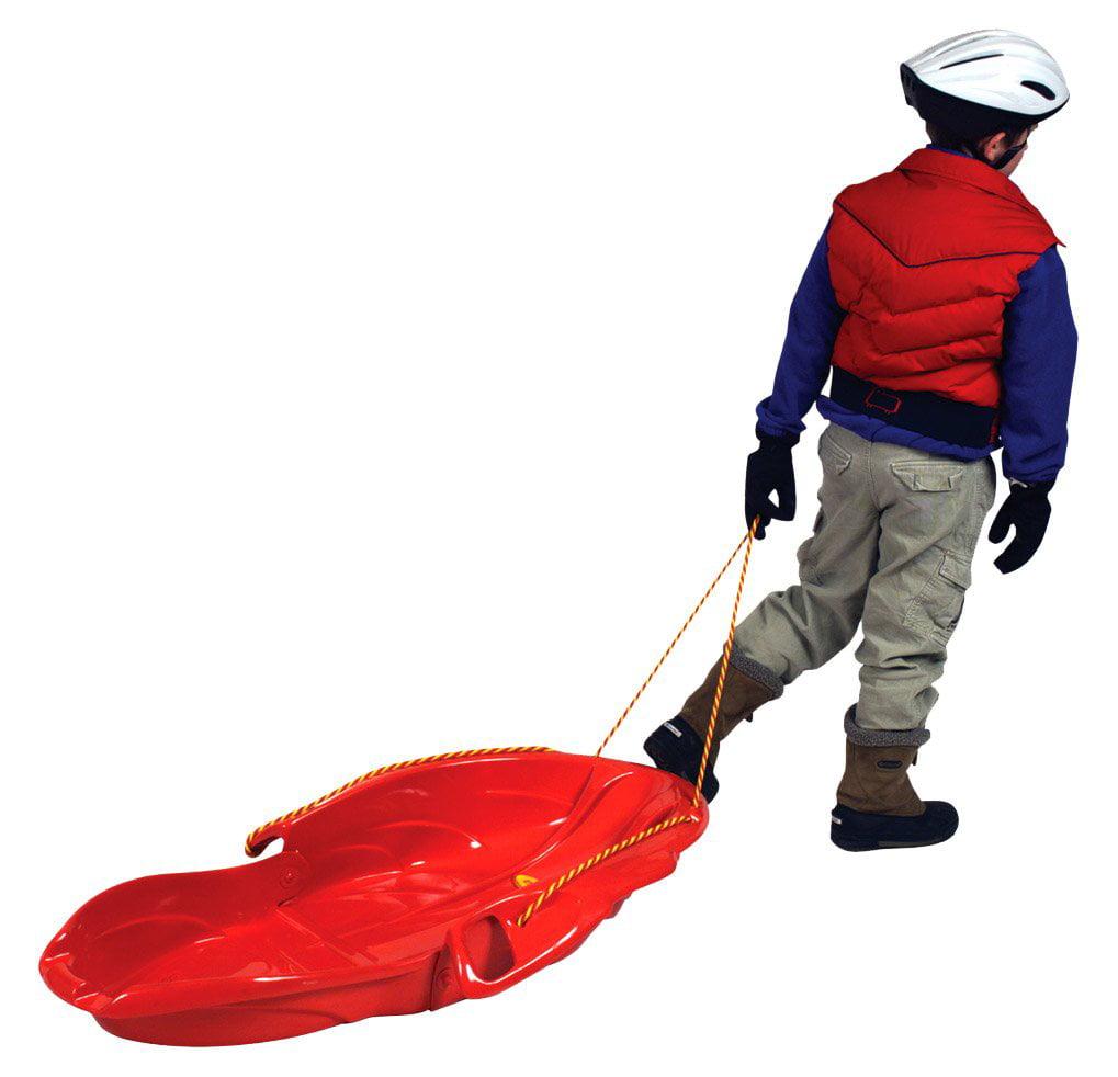 "ESP 42"" Backpack Sled Tough, Portable, Polyresin Sled Diamond Polished Bottom Snow Gear 1062 by LIVEDITOR LIGHTING"