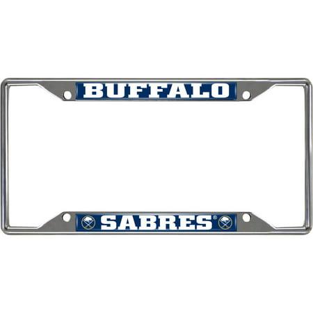 NHL Buffalo Sabres License Plate Frame