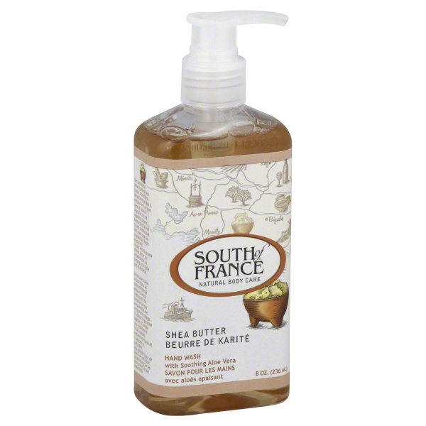 Good Health Natural Products South of France  Hand Wash, 8 oz