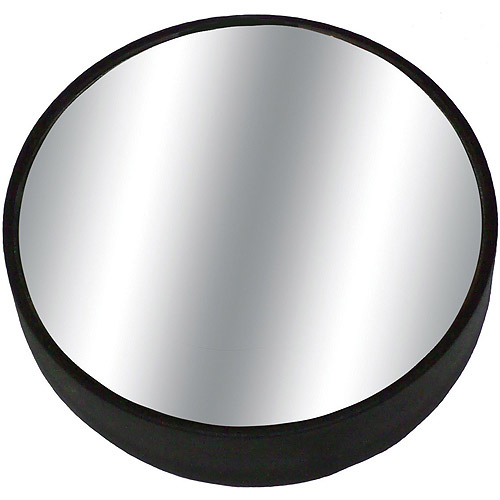 "CIPA 49304 Round 3.75"" Adjustable Stick-On Convex HotSpot Mirror"