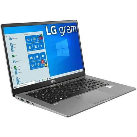 "2020 LG Gram Thin and Light Laptop, 17"" WQXGA 2560 x 1600 IPS Display, Intel 10th Gen i7-1065G7, 512GB SSD, 16GB RAM, Thunderbolt 3, up to 17 Hour Battery, Intel Iris Plus Graphics, Windows 10 Pro"