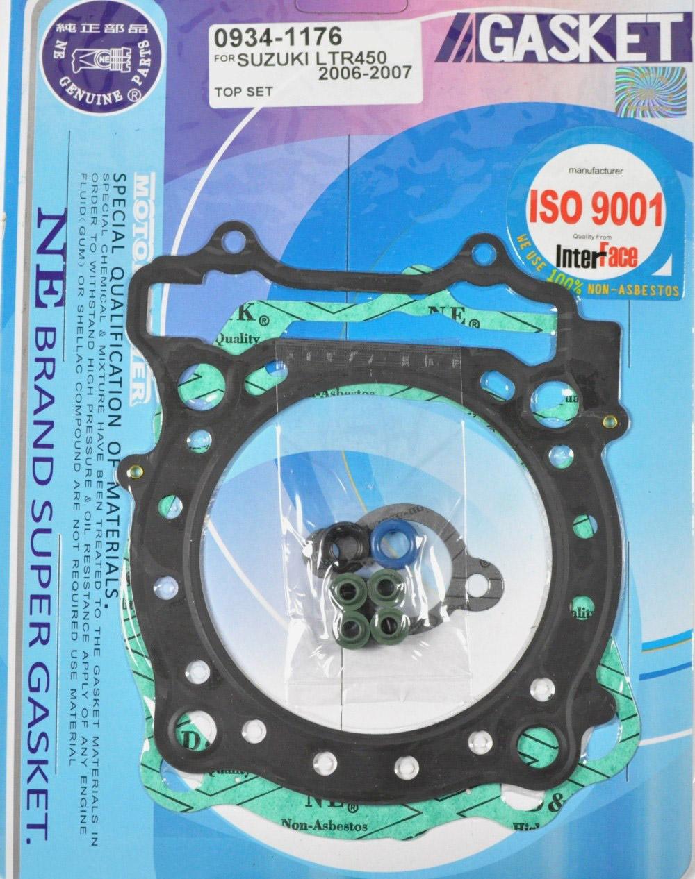 2006-2010 LTR450 Quadracer Suzuki LTR 450 Top End Head Gasket Set LT-R 450