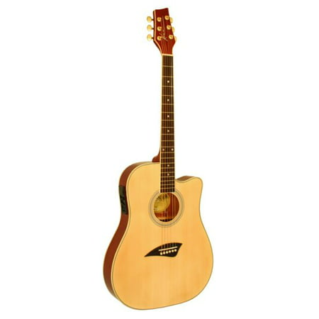 - Kona K2 Series Thin Body Acoustic/electric Guitar