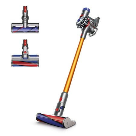 Dyson V8 Absolute Cordless Vacuum - Yellow