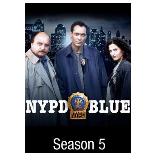 NYPD Blue: Season 5 (1997)