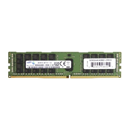 Ecc Chipkill System Memory (SAMSUNG Server Memory DDR4 32GB 288-Pin RDIMM Registered ECC DDR4-2400 CL17 (PC4-19200) 2Rx4 1.2V Model M393A4K40BB1-CRC )