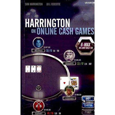 Harrington On Online Cash Games  6 Max No Limit Hold Em