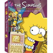 The Simpsons: The Complete Ninth Season by NEWS CORPORATION