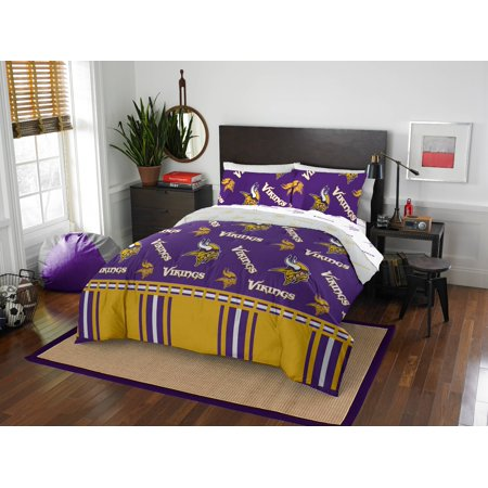 Minnesota Vikings Petite Purse - NFL Minnesota Vikings Bed In Bag Set