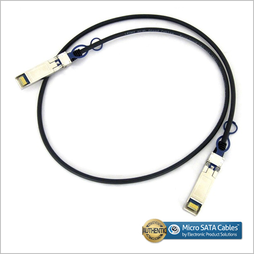 SFP+ Cable 10GbE SFP+ Direct Attach Copper Cable  - 1 Meter