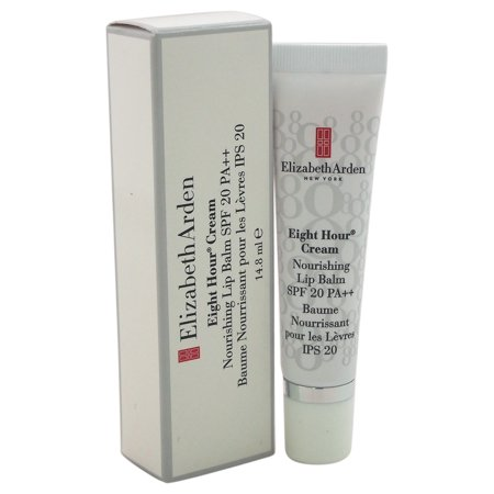 Eight Hour Cream Nourishing Lip Balm SPF 20 by Elizabeth Arden for Women - 14.8 ml Lip Balm 8 Hour Lip Protectant Elizabeth Arden