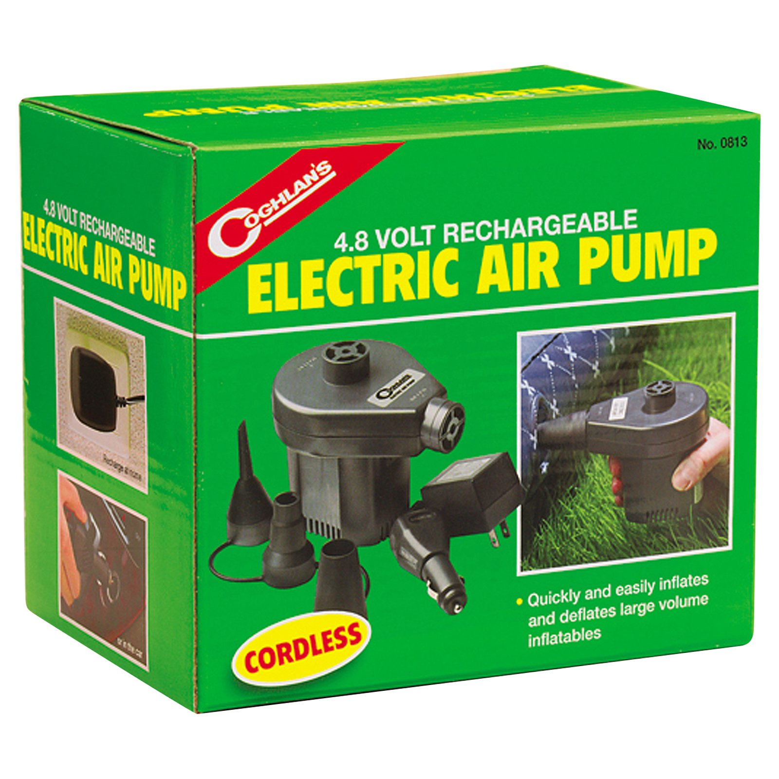 Coghlan's Electric Air Pump by Coghlan'S Ltd.