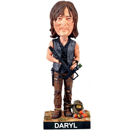 Daryl Dixon Crossbow (The Walking Dead Daryl Dixon with Crossbow Collectible Bobblehead)
