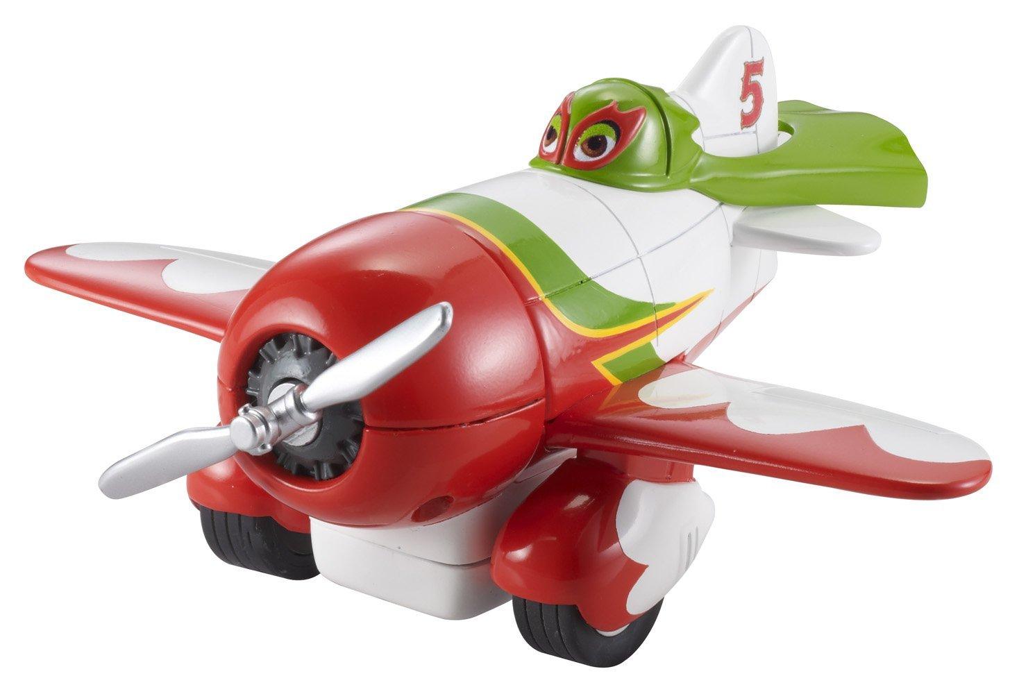 Disney Planes Pull & Fly Buddies El Chupacabra By Mattel by
