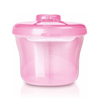 Item is Philips AVENT Powder Formula Dispenser and Snack Cup, Pink