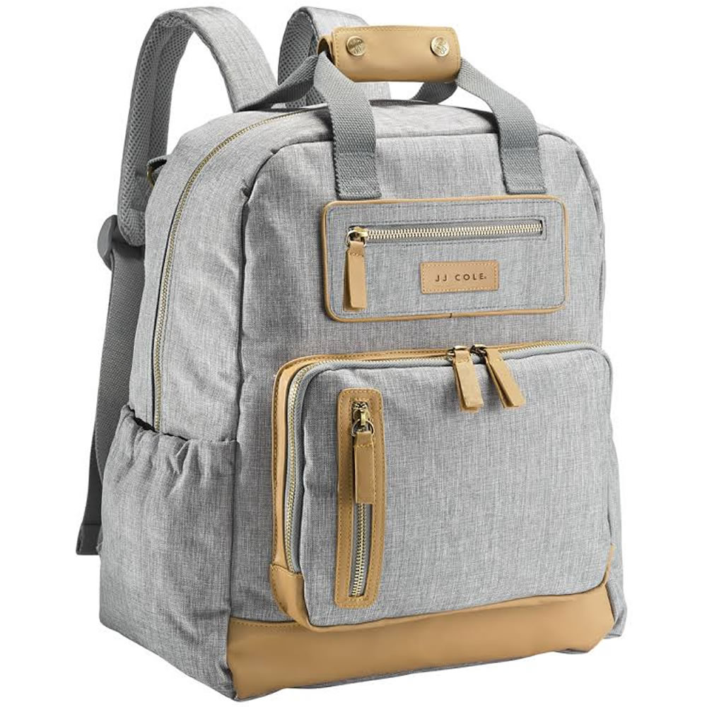 JJ Cole PAPAGO PACK - HEATHER GRAY