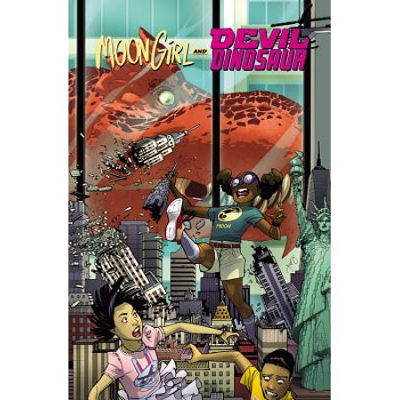 Cosmic Girl Games (Moon Girl and Devil Dinosaur Vol. 2 : Cosmic)