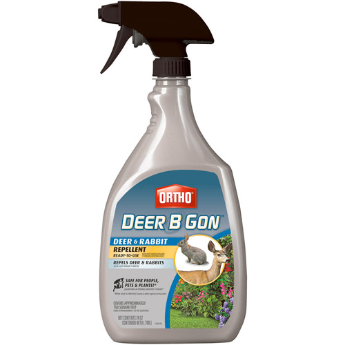 Ortho Deer B Gon Deer & Rabbit Repellent Ready-to-Use, 24 oz