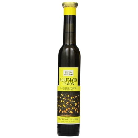 - Agrumato Lemon Extra Virgin Olive Oil, 200 mL
