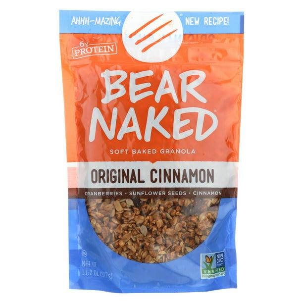 Bear Naked Cinnamon Clusters Cereal 13 oz - Walmart.com