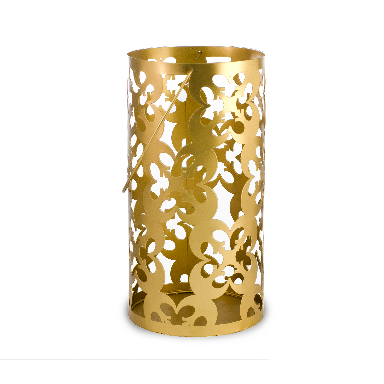 Star Wars Gold Medium Cylindrical Rebel Lantern
