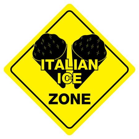 Carnival Novelties (ITALIAN ICE ZONE Funny Novelty Carnival Xing)