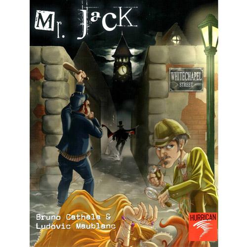 Asmodee Mr. Jack