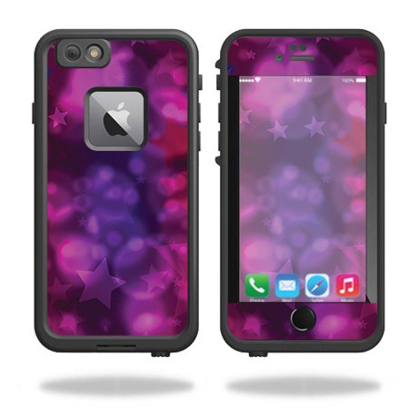 Skin For Lifeproof Fre iPhone 6 Plus / 6S Plus Case – Star Power | MightySkins Protective, Durable, and Unique Vinyl Decal wrap cover | Easy To Apply, Remove, and Change Styles | Made in the (Best Iphone 6s Plus Case With Belt Clip)