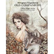 Old Companions Colouring Book : Art Therapy Collection
