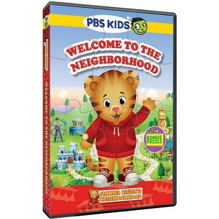Daniel Tiger's Neighborhood: Welcome Neighborhood - Daniel Tiger's Neighborhood Full Episodes Halloween