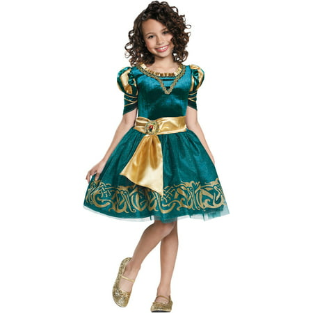 Brave Merida Classic Child Halloween Costume - Merida Halloween Costumes