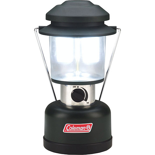 Coleman 390 Lumen Twin LED 8D Battery Lantern