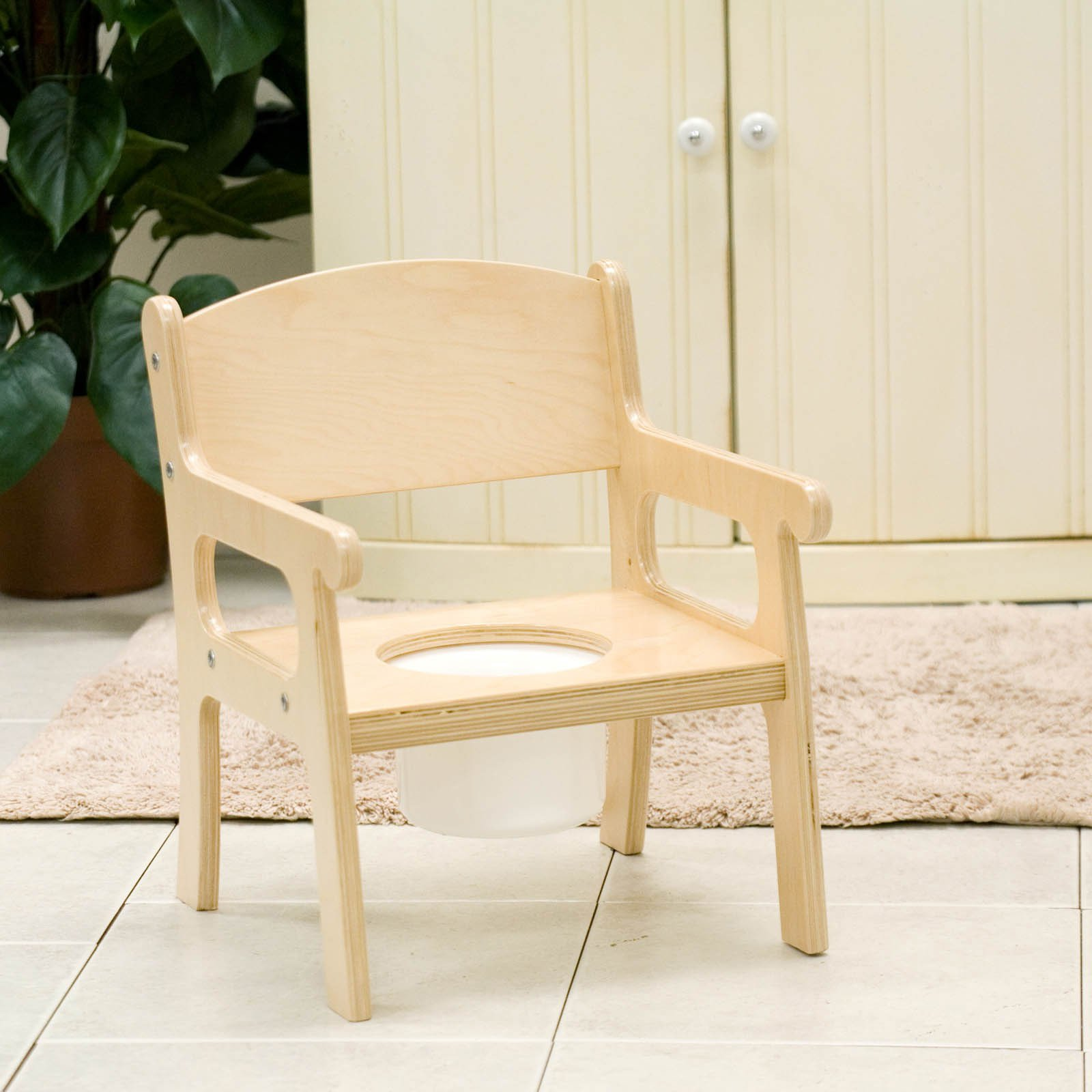 Little Colorado Handcrafted Potty Chair by Little Colorado