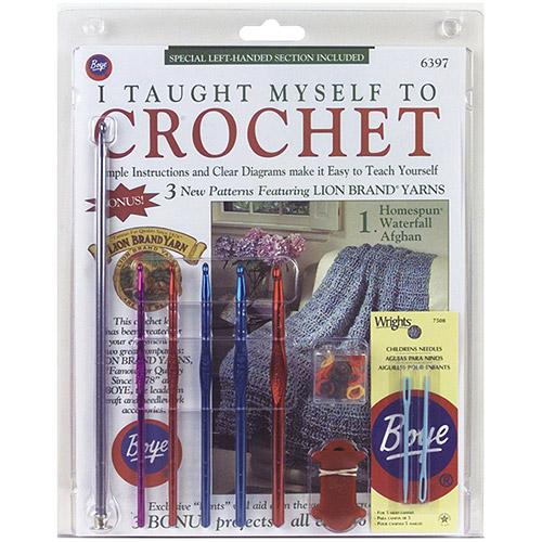 Boye Beginners Crochet Kit