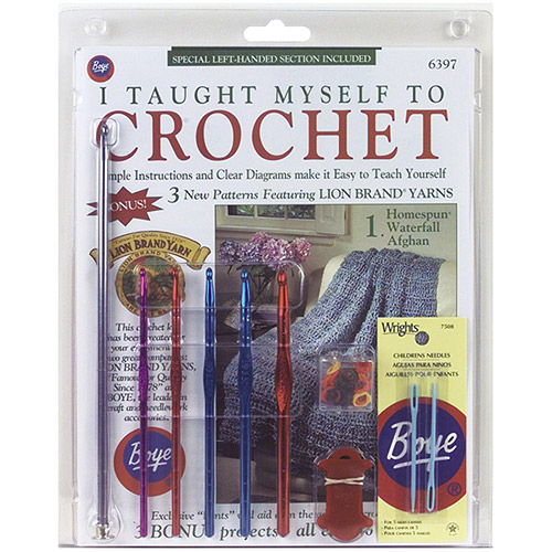 Boye Beginners Crochet Kit