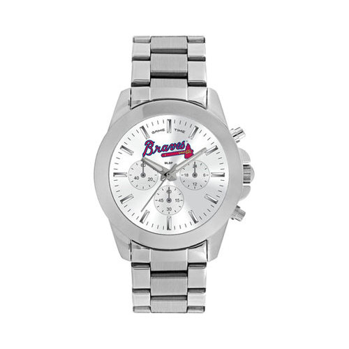 Gametime Women's Game Time Knockout Series MLB - Atlanta Braves Sport Watches