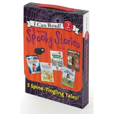 Spooky Kid Stories (My Favorite Spooky Stories Box Set : 5 Silly, Not-Too-Scary)