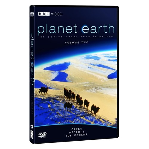 Planet Earth, Vol. 2: Caves / Deserts / Ice Worlds (Widescreen)