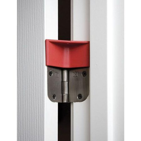 Pressto Valet Pvds02 Door Stop Red Reinforced Thermo Plastic