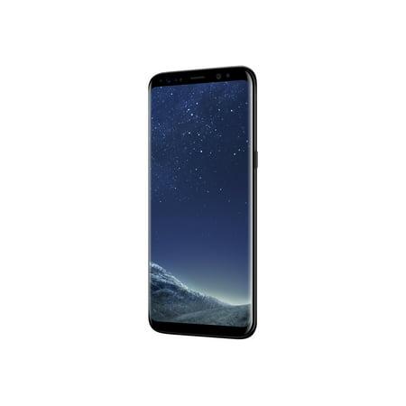 Boost Mobile Samsung GS8 64GB Prepaid Smartphone, Black ()