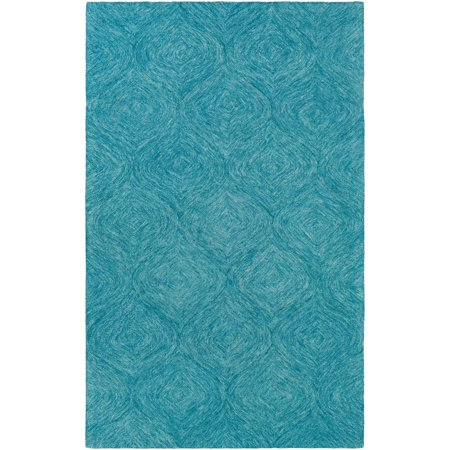 Solid & Border HMT2363-810 Area Rug Rectangle 8' x 10' ()