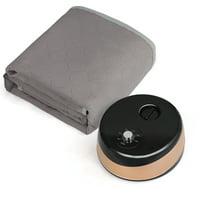 Oumilen Microfiber King Size Mattress Pad