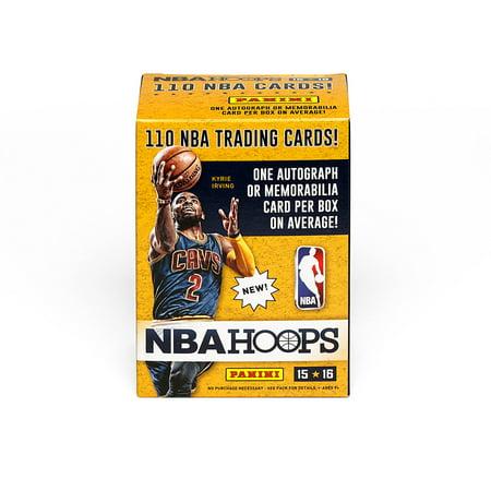 2015 16 Panini Nba Hoops Basketball Value Box