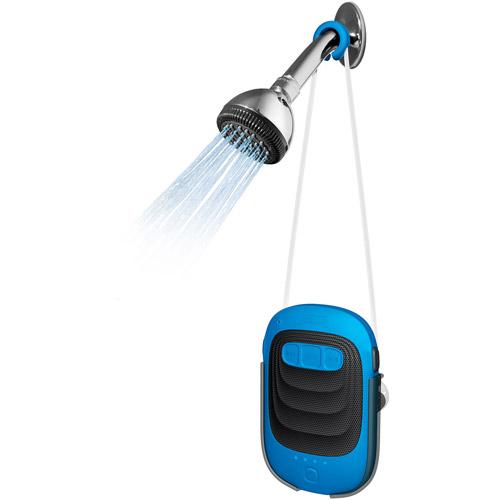 HMDX Homedics Hx-p530bl Jam Splash Speaker, Blue