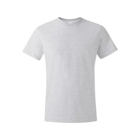 f0842890 Hanes - Hanes T-Shirts Nano-T T-Shirt 4980 - Walmart.com