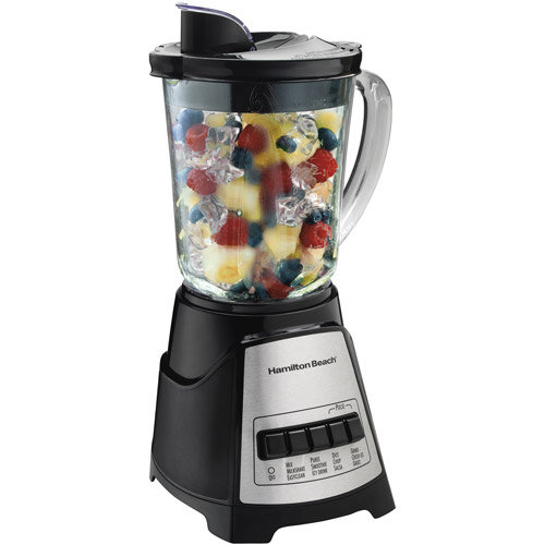 Hamilton Beach Power Elite Multi-Function Blender, Black